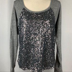 Express bling sweatshirt